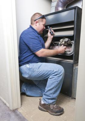 Jake is the one we will send for any furnace repairs in Silver Spring, MD